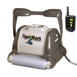 Hayward RC9955 TigerShark Plus Automatic Robotic Pool Cleaner with Remote Control