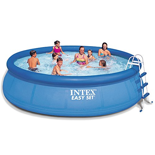 If You Are Looking For A Decent Sized Pool But Need It To Be Portable The Intex 15 Feet X 42 Inch Is Great Option Can Setup Easily